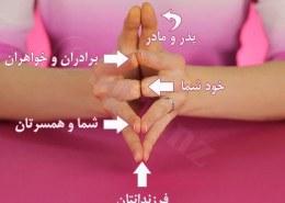 چرا حلقه ازدواج را در انگشت چهارم قرار میدهند